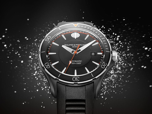 Baume & Mercier - Clifton Club