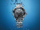 Omega_Seamaster Diver 300m_water