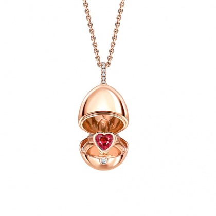 Heritage Ruby Heart Surprise