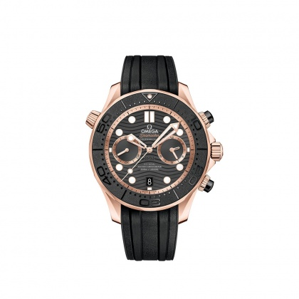 Seamaster Diver Chronograph Sednagold 44 mm
