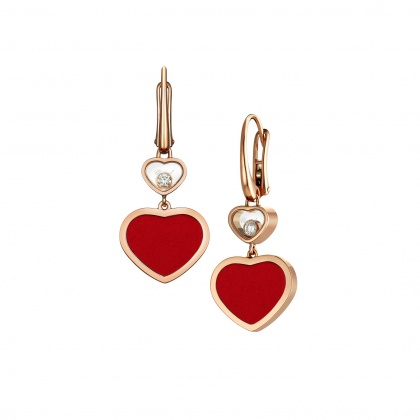 Happy Hearts Ohrschmuck
