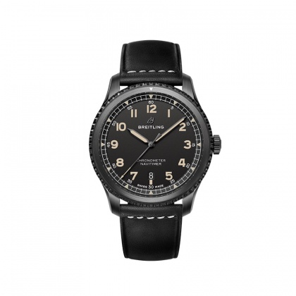 Aviator 8 Automatic Blacksteel