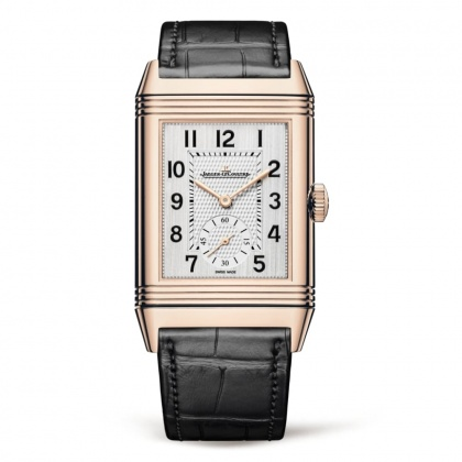 Reverso Classic Large Duoface Small Seconds