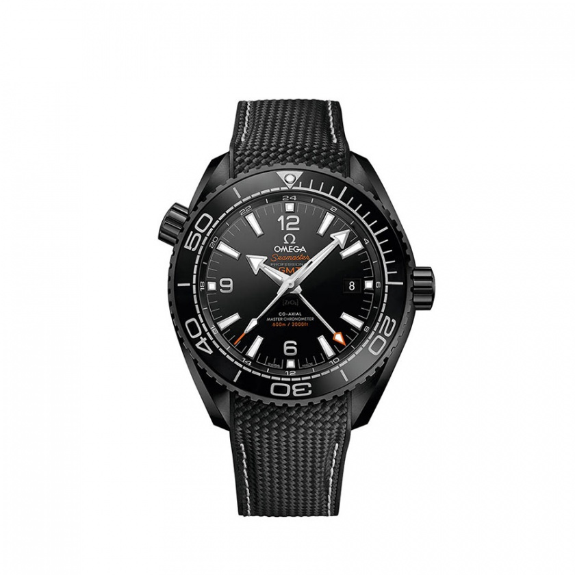 Seamaster Planet Ocean - Deep Black, Omega