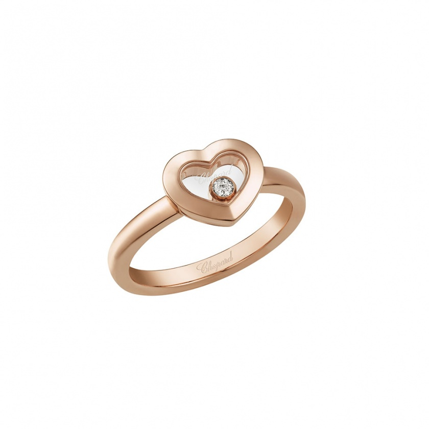 Happy Hearts Ring, Chopard