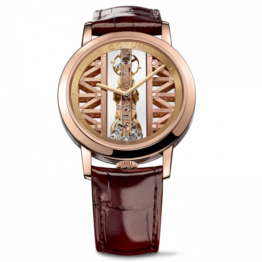 Golden Bridge Round, Corum
